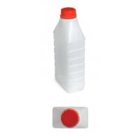 Бутылка прямоугольная 1,0 л