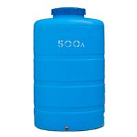 Вертикальный пластиковый бак 500 литров