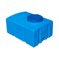 Квадратный пластиковый бак 300 л.