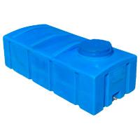 Квадратный пластиковый бак 500 л.