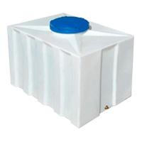 Квадратный пластиковый бак 950 л.