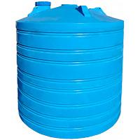 Вертикальный пластиковый бак 15000 литров