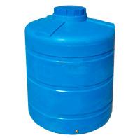 Вертикальный пластиковый бак 2000 литров