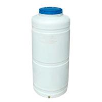 Вертикальный пластиковый бак 400 литров