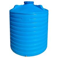 Вертикальный пластиковый бак 5000 литров